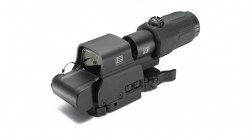 Eotech Holographic Weapon Sight, EXPS2-2 HWS 65 MOA Ring with 2 Dots-02