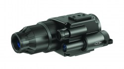 Pulsar Challenger GS 1x20 Night Vision Minocular with Head Mount Kit