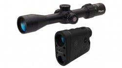 Sig Sauer BDX Combo Kit w Kilo1800 Laser Rangefinder and Sierra3DBX 4.5-14x44mm Riflescope