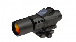 Sig Sauer Romeo6T Red Dot Sight, Ballistic Circle Dot Reticle, .5 MOA, Batery Trey, Hex Bolt Mount, SOR61031